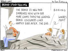 Qué es el storytelling y cómo lo aplicamos en redes sociales