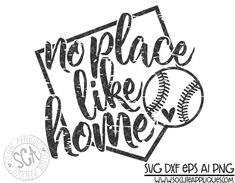 Baseball svg baseball mom No place like home baseball svg svg file baseball shir. - Baseball svg baseball mom No place like home baseball svg svg file baseball shirt baseball clipart - Silhouette Cameo, Silhouette Projects, Baseball Crafts, Uk Baseball, Baseball Socks, Baseball Games, Baseball Display, Baseball Season, Baseball Quotes