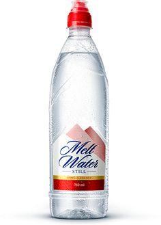 Home Water Bottle Design, Water Bottle Labels, Pet Bottle, Agua Mineral, Mineral Water, Water Packaging, Bottle Packaging, Water Shape, Desert Recipes