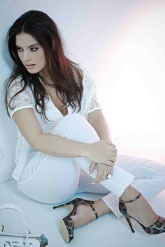Danielle van Grondelle, plus model, model grote maten mode, Viva400