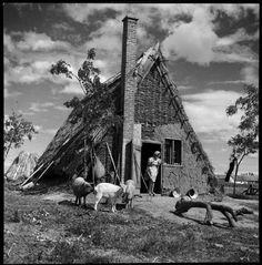 HUNGARY—Near Debrecen, 1947.  © Werner Bischof / Magnum Photos
