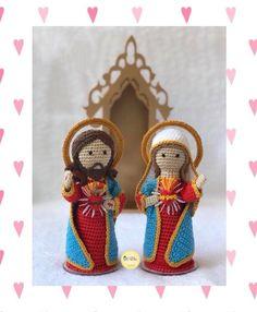 Crochet Snowman, Crochet Amigurumi, Amigurumi Patterns, Crochet Dolls, Handmade Toys, Handmade Crafts, Cute Crochet, Crochet Baby, Crochet Mignon
