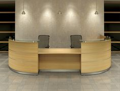 UK's Leading Range of Luxury Reception and Office Furniture. Browse the Scene - Curved reception desk 6 and Contact us For Details. Curved Reception Desk, Reception Desk Design, Reception Counter, Reception Desks, Executive Office Furniture, Used Office Furniture, Office Desk, Office Chic, Used Cubicles