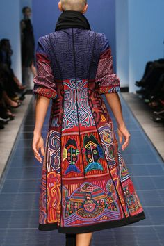 amelia toro collection - I need this in my life love the coat and the fact that its a mola.