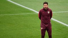 Diego Simeone says the league has always been his priority.