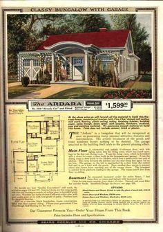 Sears Modern Home - The Ardara