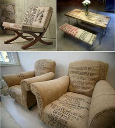 Wow! These are some cool upcycles! #tagsellit #upcycle