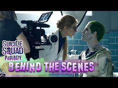 Behind The Scenes: Suicide Squad Parody by The Hillywood Show® - YouTube