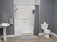 Handicap Access Bathroom.