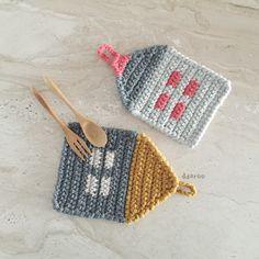 Diy Crochet And Knitting, Crochet Round, Crochet Home, Cute Crochet, Tapestry Crochet, Crochet Motif, Crochet Doilies, Crochet Patterns, Crochet Coaster