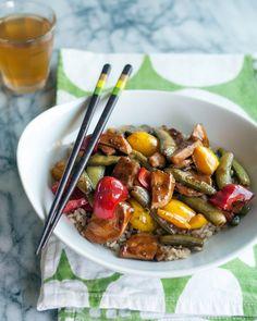 How To Make Stir-Fry Freezer Meals