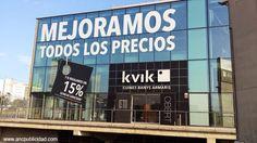 instalacion de vinilo de corte de gran formato en Hospitalet de Llobregat (Barcelona)