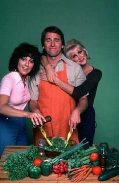 Three's Company, the original, before Friends and before How I met your mother....