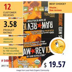 Raw Revolution #RawRevolution #Snacks #HealthySnackBars #NutritionalBars