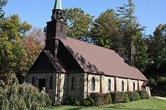 Sloop Chapel - Crossnore NC - One of the prettiest places in the world to me.