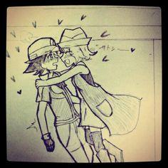 Amourshipping ^.^ ♡
