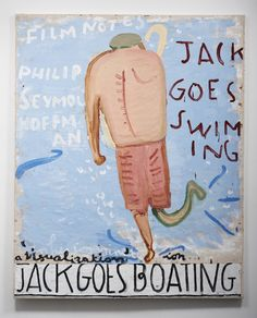 Turner Contemporary - Rose Wylie Tue 12 Jan - Sun 13 Mar 2016