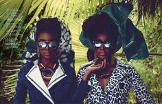 Cipriana and TK Quann for Condé Nast Traveller