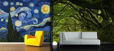 3 Boyutlu Duvar Kağıdı Modelleri ve Duvar Dekorasyonu