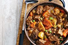 The Ultimate Beef Stew
