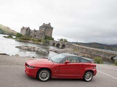 Skye by Alfa Romeo SZ: My Dream Drive | PistonHeads