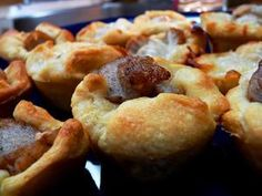 Muffin Tin Meals- Lots of ideas for kids foods.