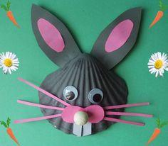 pinterest loisirs créatifs | Lapin avec coquille St Jacques | loisirs creatifs | Pinterest ...