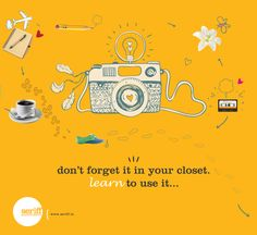 Don't forget it in your closet, learn to use it. #camera #useit #travel #vacation #holidays #places #destinations #capture #beautiful #moments #graphicdesign #Seriff