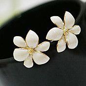 elegent orecchini dello smalto del fiore dell... – EUR € 0.63