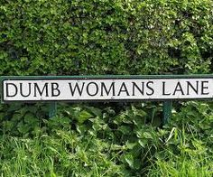 unusual street names uk - Google Search