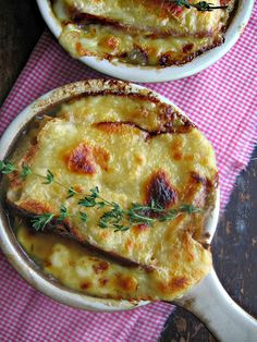 sweetsugarbean: French Onion Soup
