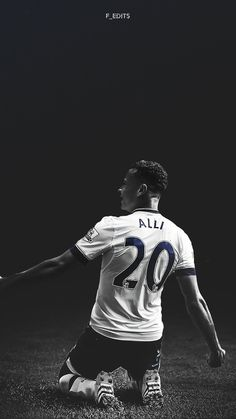 Embedded image Dele Alli, Tottenham Hotspur Wallpaper, Tottenham Hotspur Players, Tottenham Hotspur Football, Soccer Fifa, European Soccer, Soccer Stars, Soccer World, Football Wallpaper