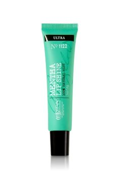 Ultra Mentha Lip Gloss - C.O. Bigelow - Bath & Body Works. My favorite lip gloss ever!!