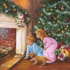 Merry Little Christmas, Christmas Love, Retro Christmas, A Christmas Story, Christmas Pictures, Christmas Holidays, Christmas Crafts, Christmas Decorations, Xmas