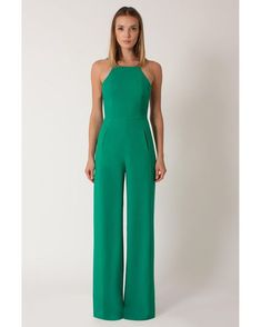 Joaquin Jumpsuit by Black Halo Cool Outfits, Fashion Outfits, Womens Fashion, Style Fashion, Diy Vetement, Schneider, Mode Style, Dress Me Up, Dress To Impress