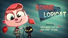 """""""Bonnie & the Loricat"""" is a 3D animated short film created by Georges Méliès students Nicolas Bougard, Sasha Kaspy, Bruno Laurent and Yiyi Zhang. Sound design: Guillaume Cochard Lemoine Synopsis 