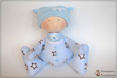 Mimin Dolls: molde de bebe