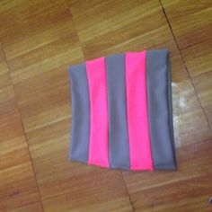 Mini skirt Pink , gray Skirts Mini
