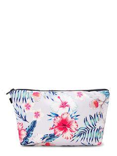 Shop Flower Print Makeup Bag online. SheIn offers Flower Print Makeup Bag & more to fit your fashionable needs.