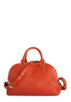 Love the handles. Purse-simmon Perfect Bag, #ModCloth