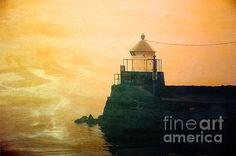 Fyllinga Lighthouse - Randi Grace Nilsberg