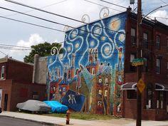 The Murals of Philadelphia