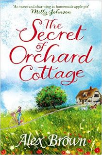 With Love for Books: The Secret of Orchard Cottage, The Great Village Show & The Great Christmas Knit Off by Alex Brown
