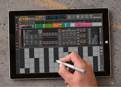 Touch-Enabled Bitwig Studio 1.3 Now Available