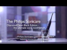 Skuteczność i nowoczesny design - Sonicare DiamondClean Black Black Edition, Design