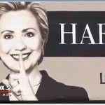 'Ultimate insult to Hillary' billboard jams traffic