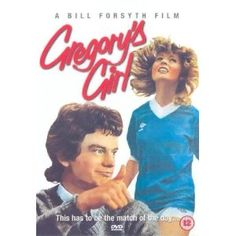 Gregory's Girl : John Gordon Sinclair  is brilliant, and what's with the boy dressed as a penguin?!? Classic British Comedy