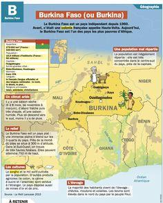 Fiche exposés : Burkina Faso (ou Burkina)