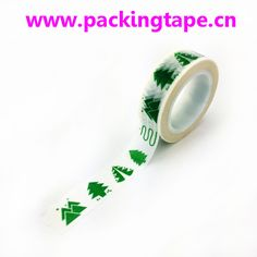 Christmas tree tape for decoration. #www.packingtape.cn#