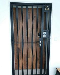 Mild Steel Gate For 3x7 $680 For 4x7 $780 Call/whatsapp Joan For More  Information